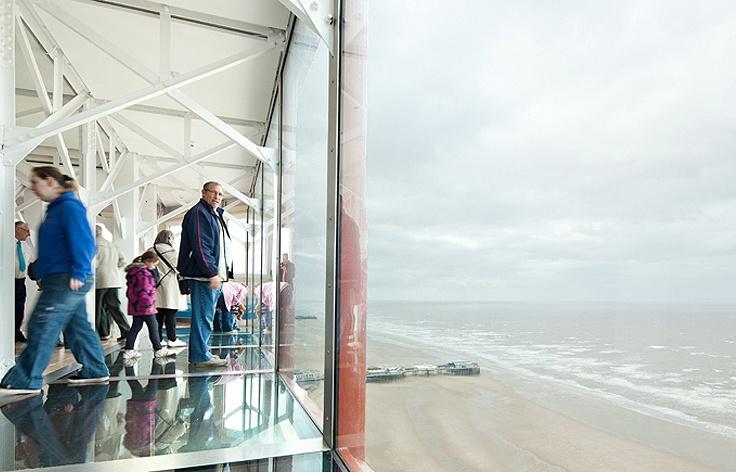 Blackpool Tower Eye | KAY ELLIOTT