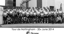 Tour de Nottingham
