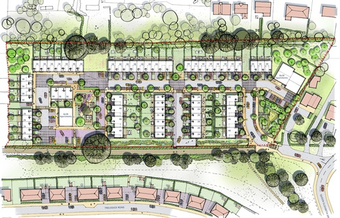 Permission granted for 68 dwellings, Paignton-image-1