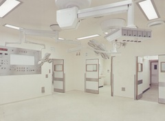 Torbay Hospital Twin Operating Theatres