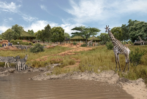 New African Savannah Zoo exhibit achieves planning-image-1