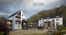 Detailed Planning Approval for New Hotel in Salcombe