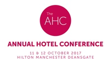 Meet us at the AHC Manchester, 11-12 Oct